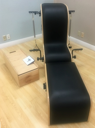 Avalon Arm Chair by Balanced Body & The Pilates Guy® - Used Pilates Equipment for sale in Los Angeles