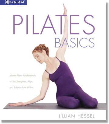 pilates basics book by jillian hessel